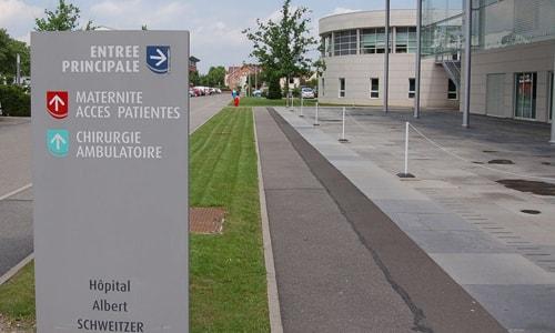 Hôpital Albert Schweitzer, chirurgie esthétique